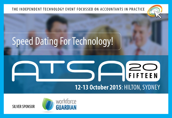 ATSA 2015 supported by Workforce Guardian - Silver Sponsor