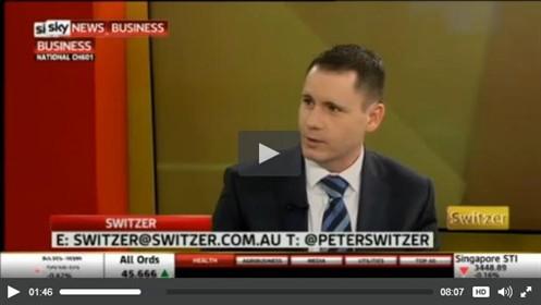 David Bates on SkyNews